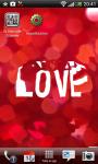 Glitter Love Live Wallpaper 2X screenshot 1/6