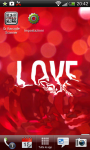 Glitter Love Live Wallpaper 2X screenshot 2/6