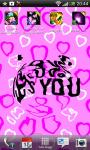 Glitter Love Live Wallpaper 2X screenshot 4/6