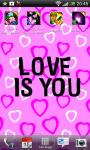 Glitter Love Live Wallpaper 2X screenshot 5/6