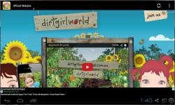 Dirtgirlworld Show Fan App screenshot 2/3