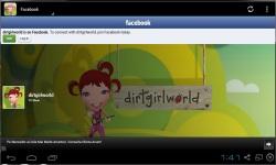 Dirtgirlworld Show Fan App screenshot 3/3