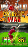 World Cricket War IND vs SRI Free screenshot 1/6