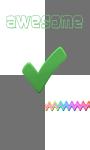 Rainbow Tiles - Dont step on the white tile screenshot 5/6