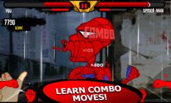 Epic Celeb Brawl - Spiderman screenshot 2/3