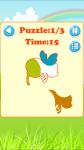 Kids Puzzles For Fun screenshot 3/6