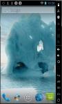 Beautiful Glacier Live Wallpaper screenshot 2/2