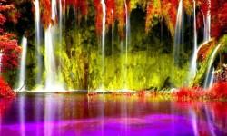 HQ Live Waterfall Wallpaper screenshot 1/5