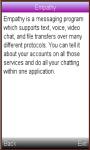 Talkray messenger screenshot 1/1