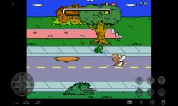 The Adventure Bart Simpson  nightmare screenshot 2/3