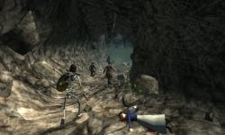 Skeleton Knight Simulation 3D screenshot 1/6
