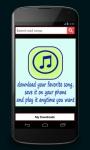 hd mp3 music downloader and player screenshot 1/6