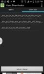 hd mp3 music downloader and player screenshot 3/6