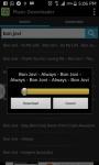 hd mp3 music downloader and player screenshot 4/6