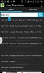 hd mp3 music downloader and player screenshot 5/6