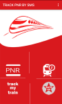 Track my PNR by SMS screenshot 1/6