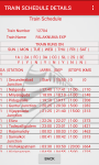 Track my PNR by SMS screenshot 5/6