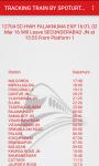 Track my PNR by SMS screenshot 6/6