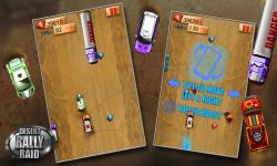 Desert Rally Raid - 4x4 Racing screenshot 2/3
