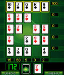 Poker Solitaire screenshot 1/1
