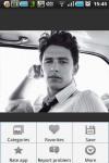 Hot James Franco Wallpapers screenshot 1/2