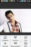 Hot James Franco Wallpapers screenshot 2/2