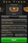 Zen Timer - Meditation Timer screenshot 1/1