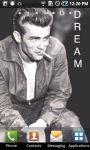James Dean Smoking Live Wallpaper screenshot 1/3
