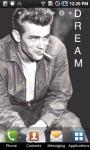 James Dean Smoking Live Wallpaper screenshot 2/3