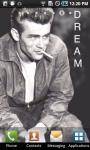 James Dean Smoking Live Wallpaper screenshot 3/3