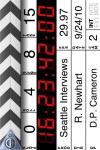MovieSlate (Clapperboard & Shot Log) screenshot 1/1