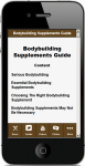 Bodybuilding Supplements screenshot 4/4