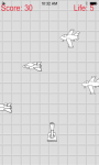 Awesome Gun Shooter: Blast Enemy Planes screenshot 3/3