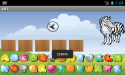 Word Montessori- Kids Fun Game  screenshot 2/5