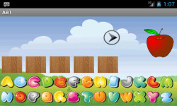 Word Montessori- Kids Fun Game  screenshot 3/5