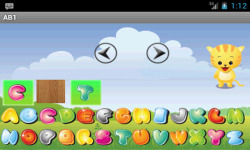 Word Montessori- Kids Fun Game  screenshot 4/5