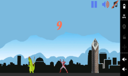 Touch Run Ultraman screenshot 3/3