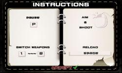 Ben 10 Kills Zombies screenshot 2/5