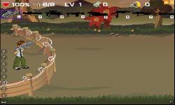 Ben 10 Kills Zombies screenshot 3/5