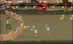 Ben 10 Kills Zombies screenshot 4/5