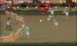 Ben 10 Kills Zombies screenshot 5/5