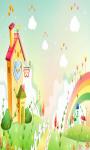 Cartoon Rainbow Live Wallpaper Best screenshot 3/4