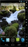 Mountain River Animated Live Wallpaper screenshot 2/2
