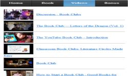 Book Clubs screenshot 3/3