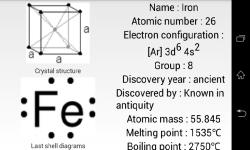 Periodic Table Full screenshot 4/5