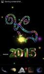 Happy New Year 2015 screenshot 2/3