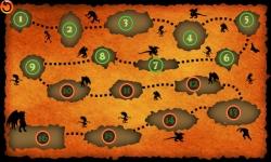 Hunter vs Demons:Fire Sea Saga screenshot 6/6
