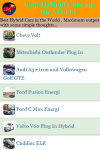 Best Hybrid Cars in the World screenshot 2/3