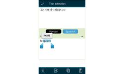 Korean to Spanish Translator screenshot 2/5
