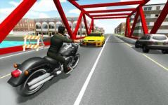 Moto Racer 3D HD screenshot 1/3